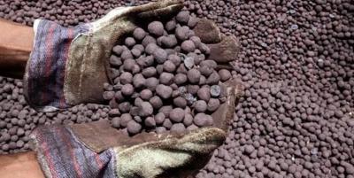Irã aumenta a produção de pelotas de minério de ferro em 15% em 7 meses