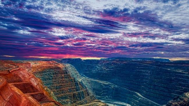 Irã planeja maior exploração mineira