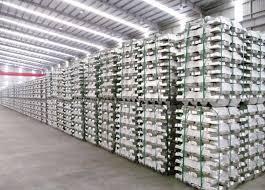 A produção de lingotes de alumínio no Irã salta