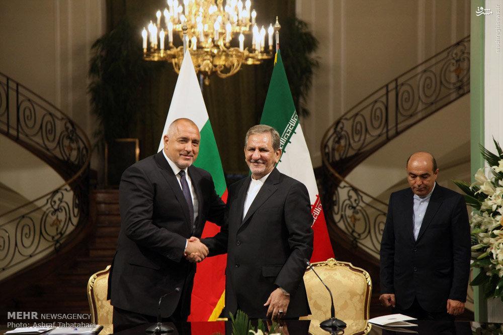 Irã e Bulgária assinam 3 acordos de cooperação