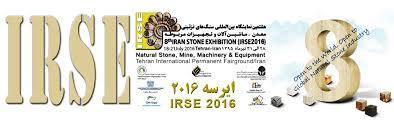 8ª Exposição de pedras do Irã recebe 250 empresas