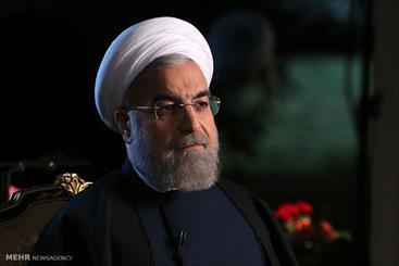 Rouhani oferece condolências para Alemão, Espanha, em Germanwings acidente de avião