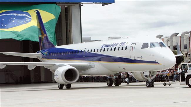 A Embraer espera OK dos Estados Unidos para as vendas de aviões para o Irã