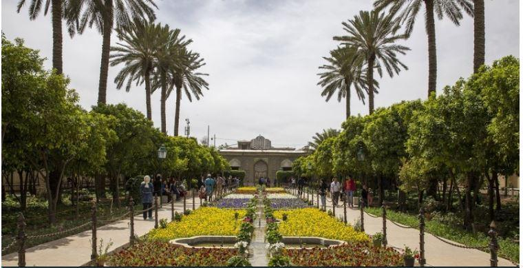 Venha conosco ao Irã - 08  - província de Fars - cidade Shiraz - monumentos religiosos