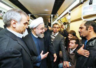 Cooperação essencial para proteger o meio ambiente: Rouhani