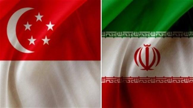 Delegação Comercial de 67 respresentantes das empresas fortes de Singapura visitam o Irã na sexta-feira