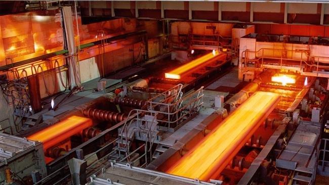As exportações de aço do Irã sobem em 5 meses 51% em relação ao ano anterior