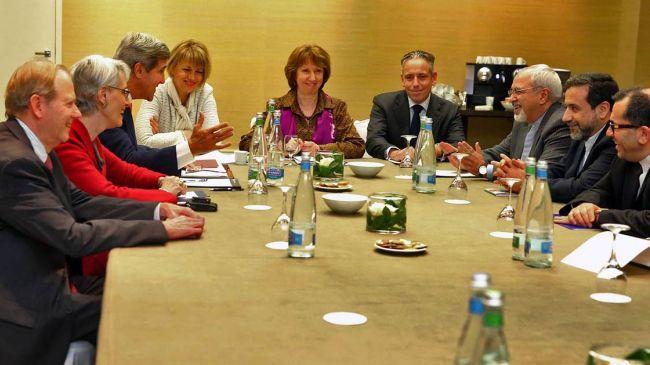 Representantes Irã, EUA marcada para começar negociações nucleares