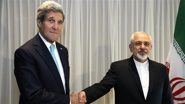 Kerry, Zarif celebrar uma reunião bilateral: US