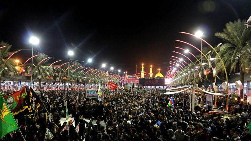 Mais de 600 repórteres mundiais, cinegrafistas para dar cobertura a cerimônia de Arbaeen em 20 de novembro