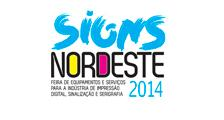 Signs Nordeste - Feira de Equipamentos e Serviços para a Indústria de Impressão Digital, Gráfica, Sinalização e Serigrafia