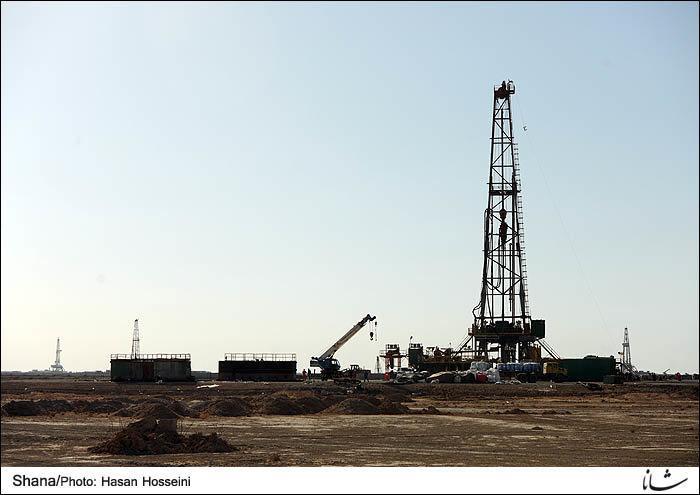 As exportações de petróleo do campo petrolífero de North Azadegan no Irã atingiu 8mb desde março