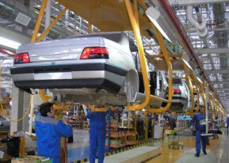 Executivos de Intl. gigantes do carro para atender o Irã conferência auto