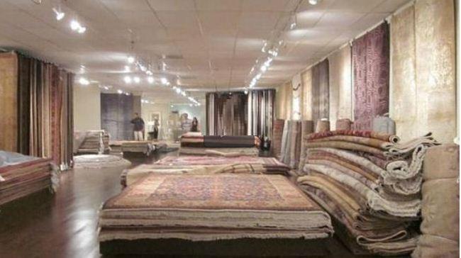 Teerã hospeda 6a. Exposição de Carpete, e Indústria