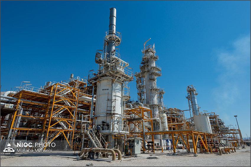 Empresas iranianas principais contratantes de novos projetos de South Pars