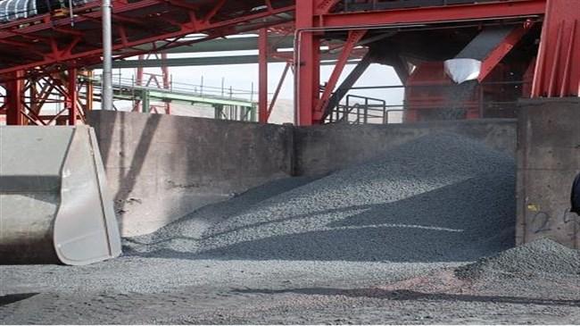 Irã pode alcançar auto-suficiência na produção de pelotas de minério de ferro