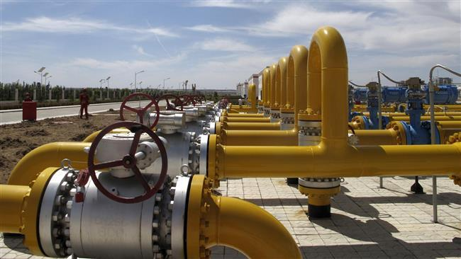 China to raise gas imports by 500%