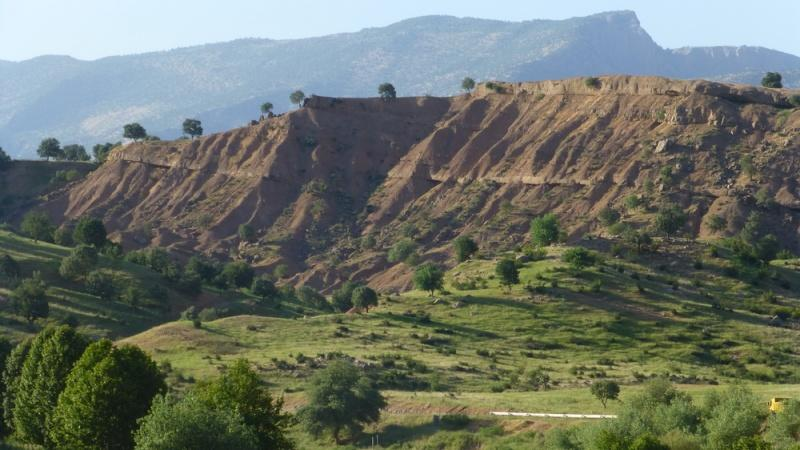 Venha conosco ao Irã - 03 - Província de Fars - Parque Nacional de Bamu