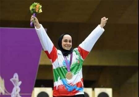 Sareh ganha segunda medalha de ouro nos Jogos Paralímpicos Rio 2016