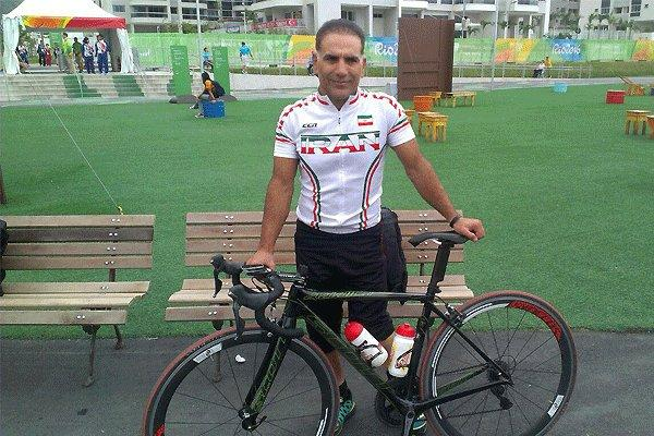 Iranian cyclist Golbarnezhad dies following road crash at Paralympics