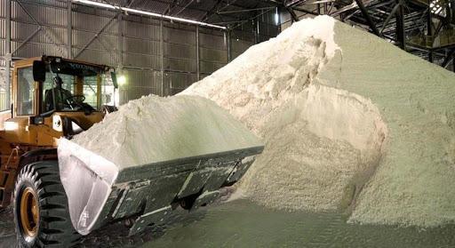 Quase 194.000 toneladas de pó de alumina produzida em 10 meses