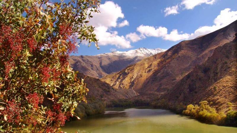 Venha conosco ao Irã - 44 - Província do Azerbaijão Ocidental