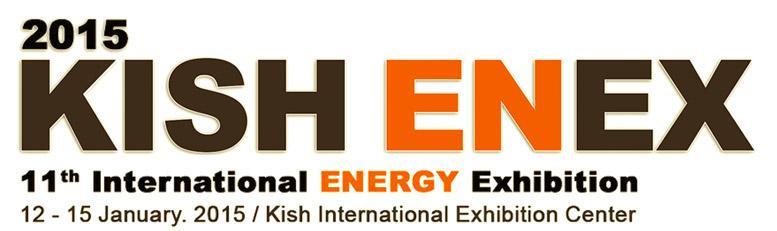 11th Exposição Internacional de Energia Kish Free Zone Island Iran