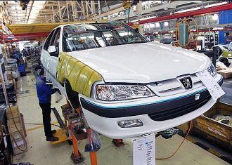 A produção de carros sobe 58,2% no Irã