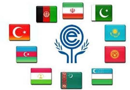 O Irã ocupa o 2º lugar no ECO (Organização de Cooperação Econômica) com $ 845bn em comércio exterior
