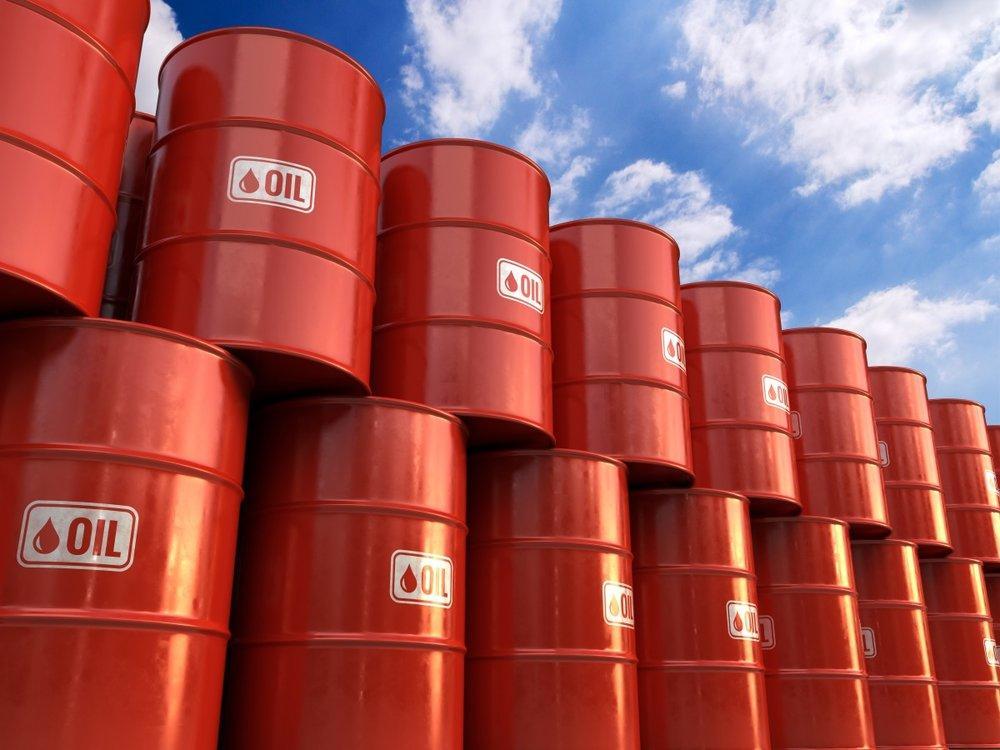 Irã vende petróleo bruto a US $ 51,44 por barril por uma semana