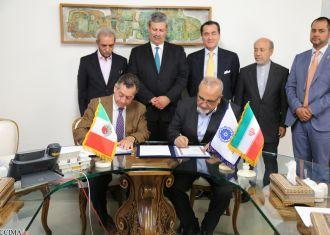 Irã, México, para estabelecer conselho empresarial conjunta