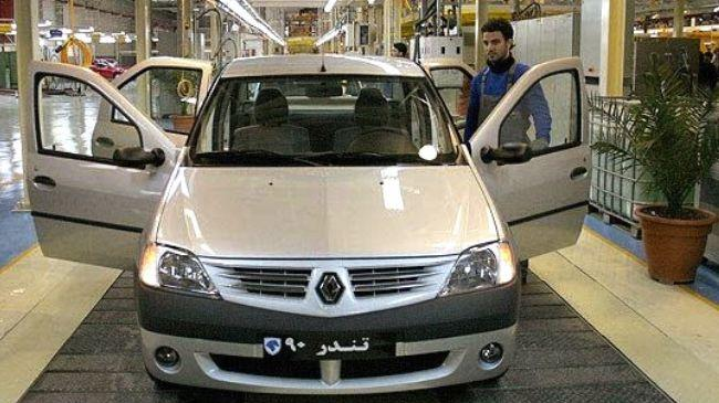 Iran auto productions witnesses 73% growth