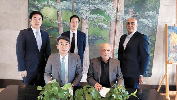 Doosan Heavy Industries da Coréia do Sul assinou acordo de $ 186m para dessalinização no Irã