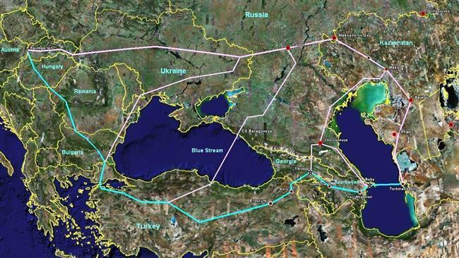 UE nas negociações não oficiais '' para as importações de gás Irã