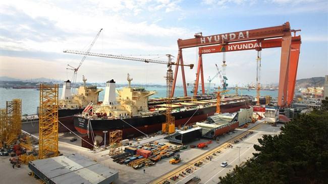 Irã importará tecnologia de construção naval da Coréia do Sul