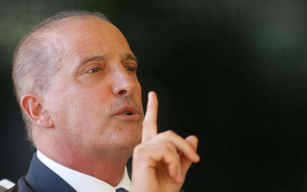 Nossa fórmula não tem cargos, diz Onyx sobre relação de Bolsonaro com partidos