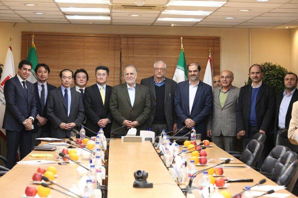 Japão assina MoU em Teerã para estudar projetos de aço