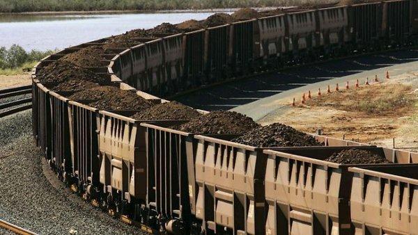 Exportações anuais de minerais e de mineração excedem $ 7b