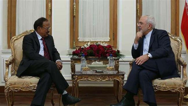 Iran has been negotiating with goodwill, determination: Zarif