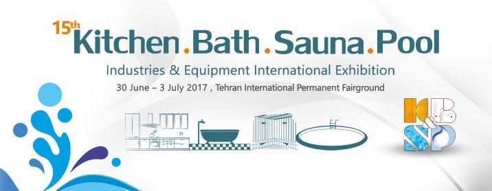 15º Exposição Int'l de Cozinha, Banho, Sauna & Piscinas Industrias & Equipmentos