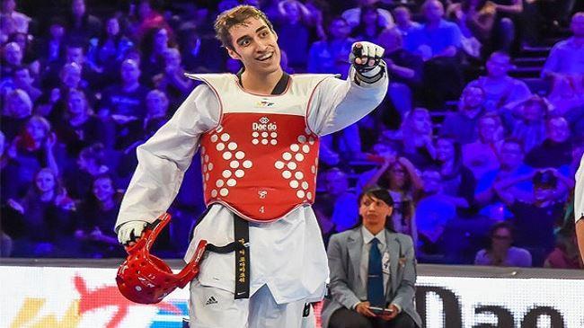 Lutadores de taekwondo iranianos arrebatar quatro medalhas em Manchester torneio