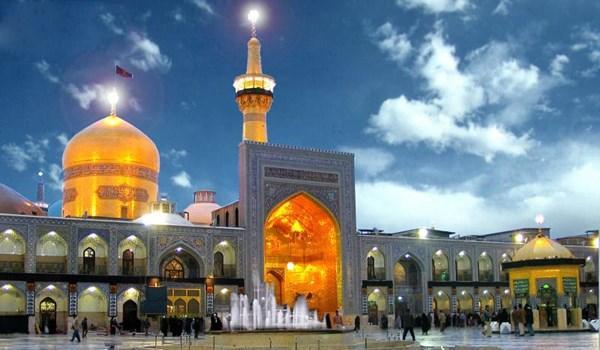 Iranianos comemoram aniversário de Martírio do 8º Imam xiita