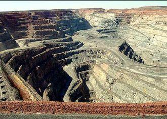 Reservas minerais do Irã no valor de 700.000 milhões dólares americanos: oficial