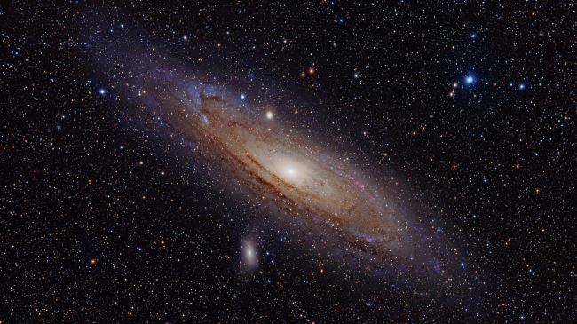 Sinais Dark Matter possivelmente encontrados, dizem cientistas