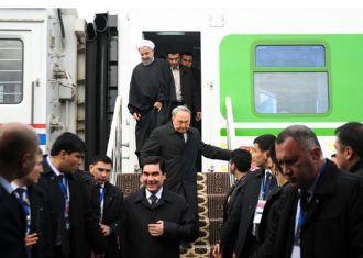 Iran-Turkmenistan-Kazakhstan railway to facilitate regional trade