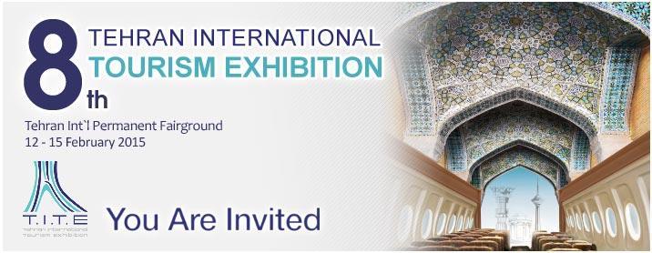 8 th Irã Turismo Exposição Internacional