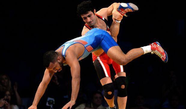 Irã recebe equipe de wrestling dos EUA após suspensão da proibição de viagens