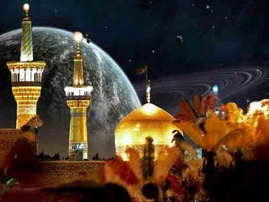 Martírio do Imam Reza