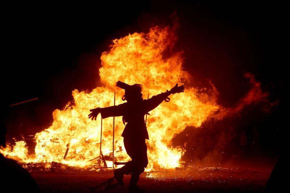 Chaharshanbeh-Suri: Uma saudação ardente para o Ano Novo