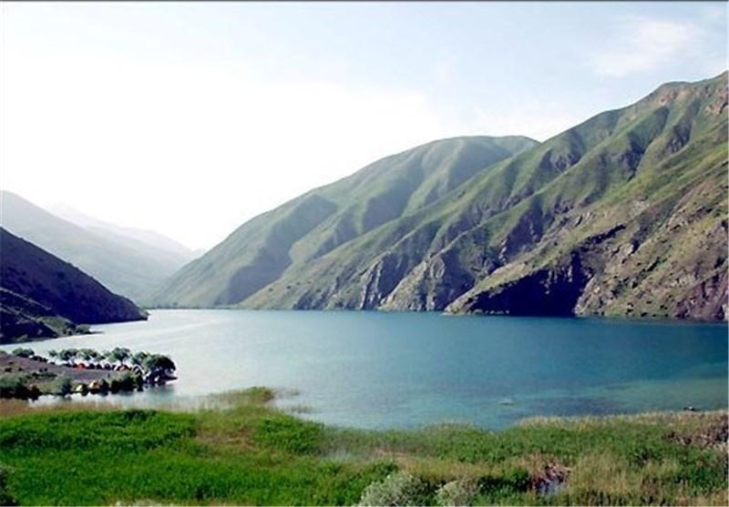 Lago Gahar: um lindo resort turístico em Lorestan no Irã